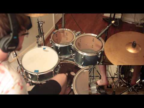 Max Impact Drumset Audition