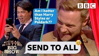 Send To All with Ronan Keating  - Michael McIntyre