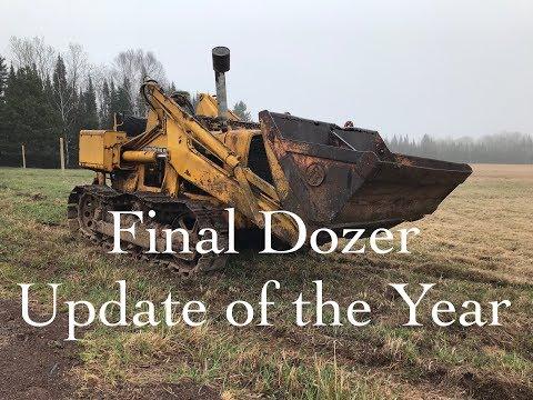 Final Dozer Update of the Year