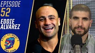 Eddie Alvarez details gruesome eye injury in ONE Championship debut | Ariel Helwani's MMA Show