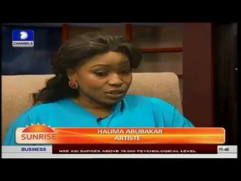 I'm Not Part Of Any Nollywood Clique - Halima Abubakar