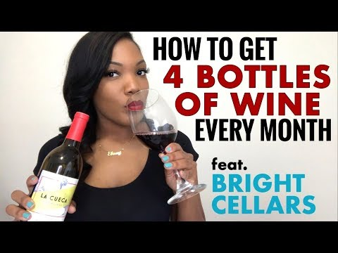 Wine Tasting and Review | Bright Cellars | Funny Review