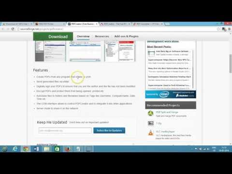 Top 5 Best Free PDF Creator for Windows  PDF Creator Download