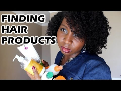 What Products Can I Use for Natural Hair | How to Choose Products for Your Natural Hair