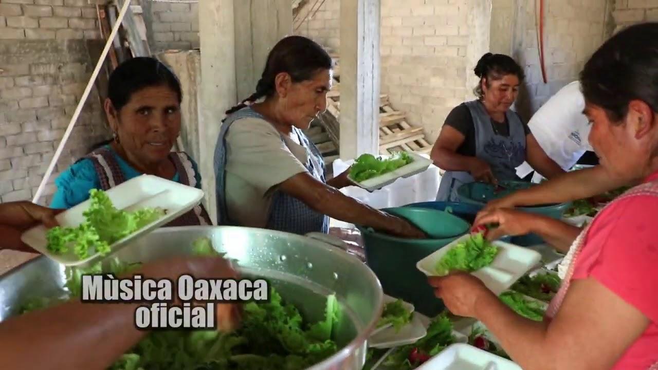 Mil invitados para una boda en Oaxaca