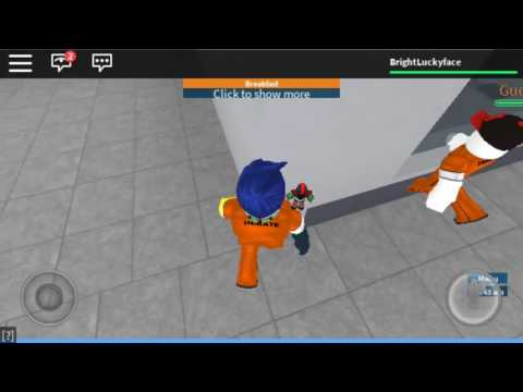 How to glich roblox prison life for android iPad iphone