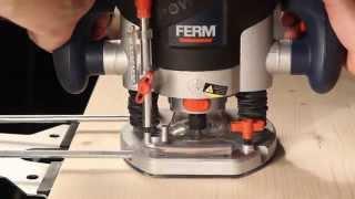 FERM Power Router PRM1015