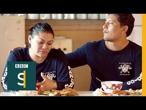 The paramedic couple who mostly collect bodies - BBC Stories