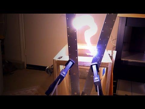 Massive Jacobs Ladder + Lightsaber Concept