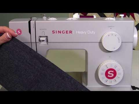 Singer Heavy Duty 4423 26 Denim Seam