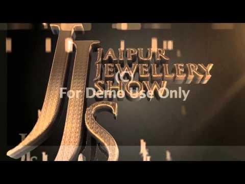 Jaipur Jewellery Show Logo