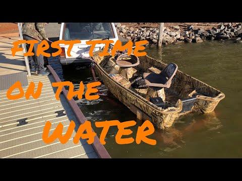 Maiden Voyage On My WaterQuest 10.2