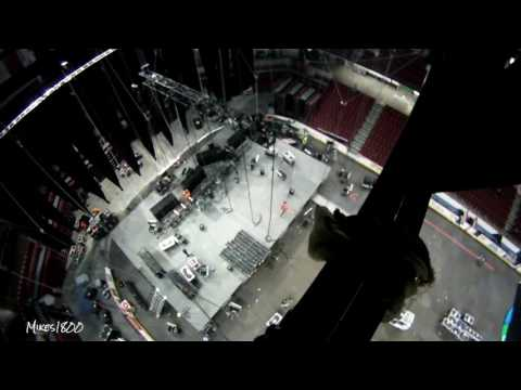 Arena Rigging Load Out - Another Bridle Swinging