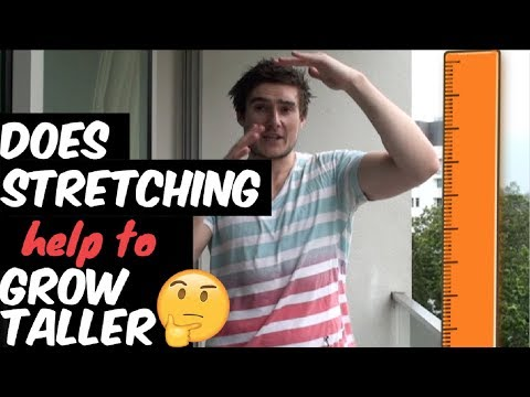 Does Stretching Help Growing Taller? Secrets Revealed! GTG (Grow Taller Guru)