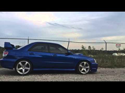 2004 Subaru STI World Rally blue| Boostnpshh productions| Carbon Fiber