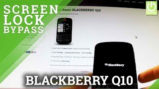 How to fix Blackberry Q5 Q10 Nuked, Red Blink, Error