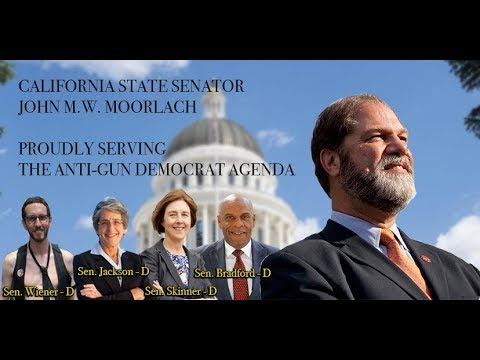 The Truth & Nothing But the Truth about CA State Sen. John Moorlach's Anti-Gun Bill