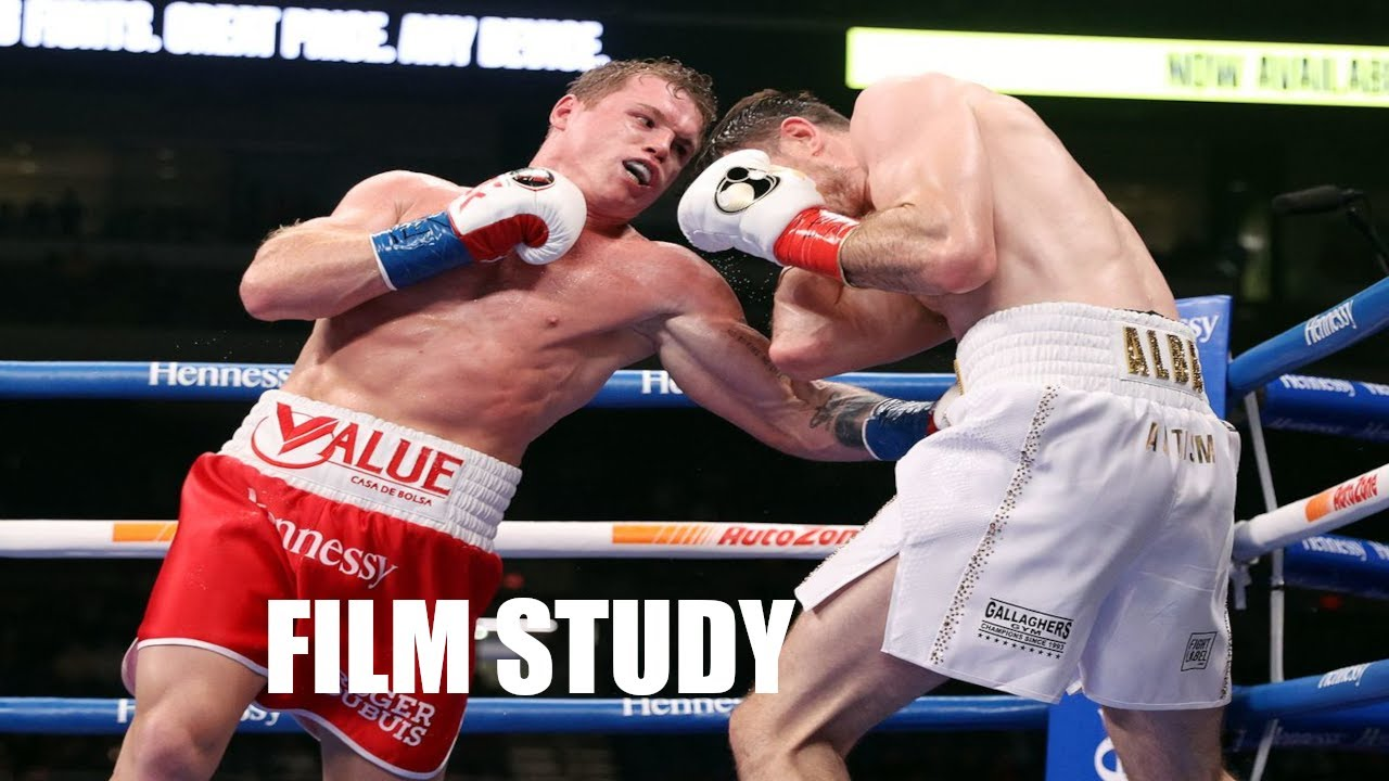 Canelo Alvarez vs Callum Smith - Film Study