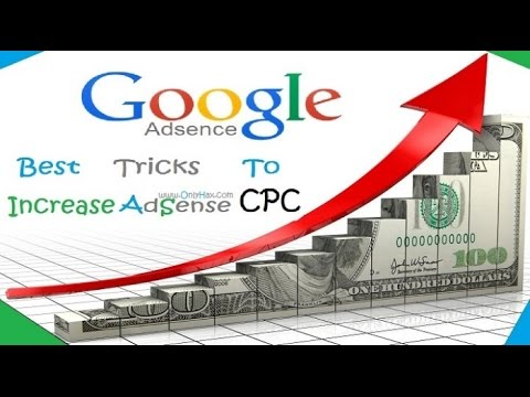 Increase AdSense CPC Trick | Earn 200$+ Daily With Google AdSense