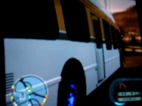 Midnight Club Los Angeles City Bus Mod