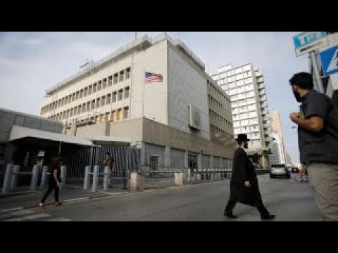 US embassy in Israel: Why a move would be historic