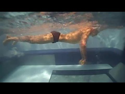 How to Swim 500 Yards Continuously : Swimming to Win