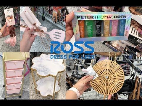 ROSS IS SO LIT COME SHOP WITH ME| HOME DECOR, BEAUTY, FASHION