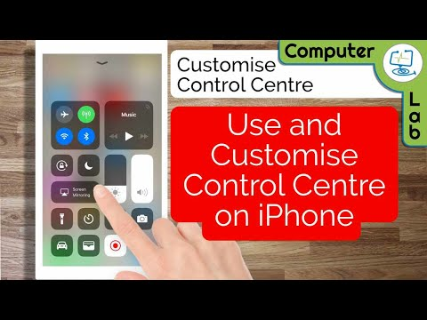 How to Customise Control Centre on iPhone in iOS 11