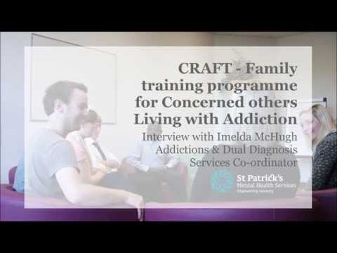 CRAFT - Family training programme for Concerned others Living with Addiction
