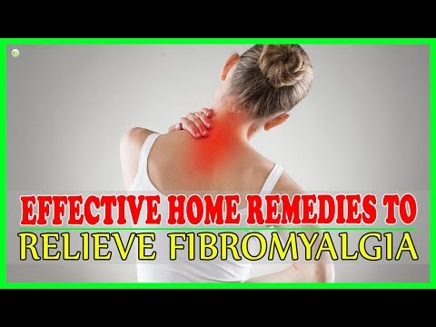 8 Effective Home Remedies To Relieve Fibromyalgia | Best Home Remedies