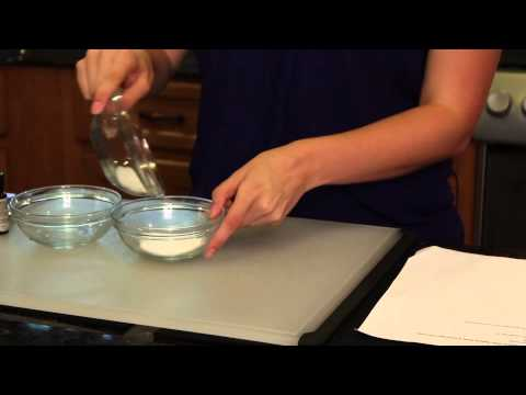 How to Make Toothpaste With Baking Soda & Hydrogen Peroxide : Healthy Food & Body Care Recipes