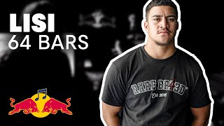Lisi: 64 Bars | Red Bull Music