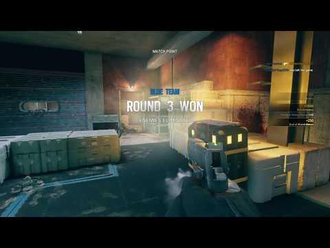 Rainbow 6 Recruit kills entire team