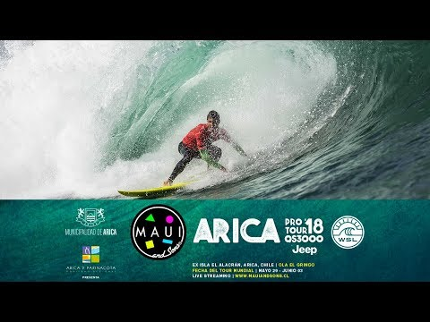 Maui And Sons Arica Pro Tour 2018 Day 3