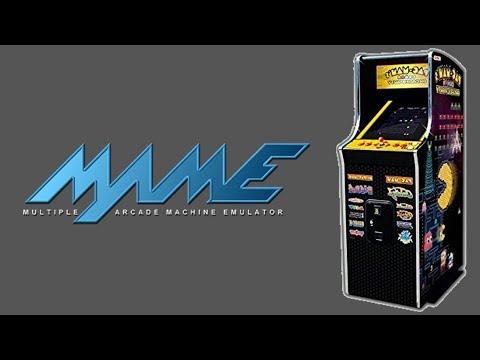 How To Setup and Run Mame Arcade Emulator