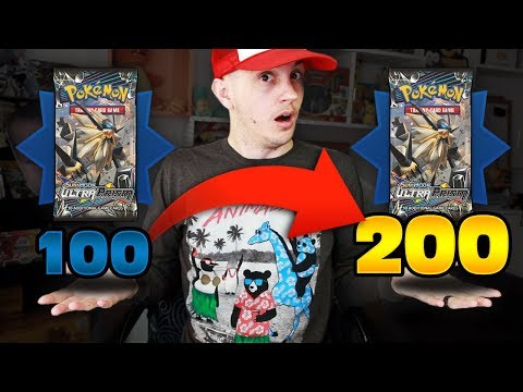 ULTRA PRISM DAY 1: How to DOUBLE Your Booster Packs | PTCGO Trading Guide & Tips