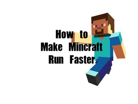 How to make minecraft run faster on mac