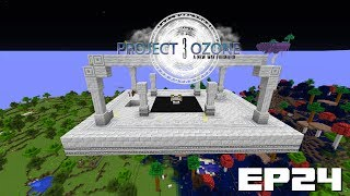 Exoria EP36 Astral Sorcery Celestial Altar + Starlight Infus