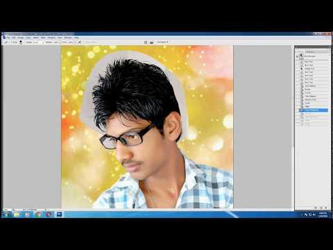 Photoshop Cs3 Orignal Hair Cutting | Modeling Photos