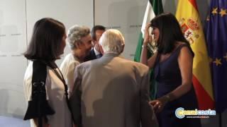 María A. Peña toma posesión como rectora de la UHU