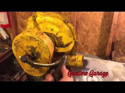 Forge Blower Repair, Blower fan screeching