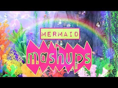 Mash Ups: Mermaids   How to Make: DIY Mermaid Tail   Mermaid Blanket & More
