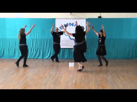 Krajdunavsko Horo, Bulgarian folk dance