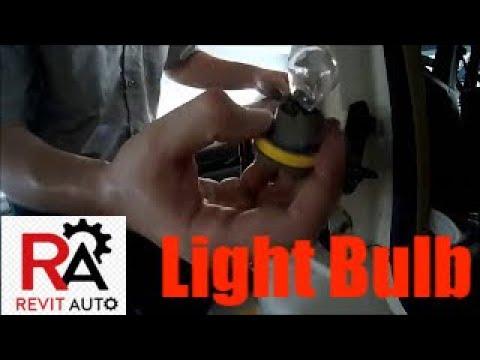 1999-04 WJ Jeep Grand Cherokee Brake Light Bulb Fix