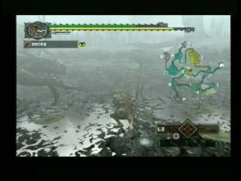 Monster Hunter-Slay the Rathian!-Part 3/4-(PS2)-PAL-