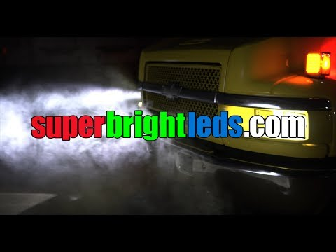 LED Conversion Series - Chevy C5500 Rollback Car Carrier