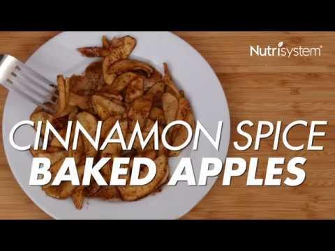 Cinnamon Spice Baked Apples Recipe