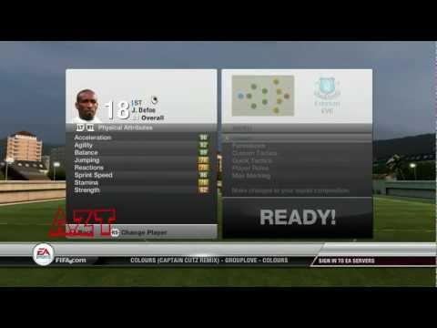 FIFA 12 Top 10 fastest teams