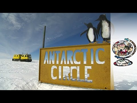 Does Antarctica Hold the Secret to Stopping Global Warming?