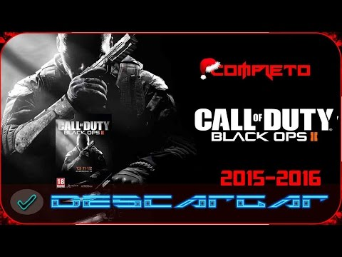Como Descargar e Instalar Call of Duty Black Ops 2 Para PC (Opcional Español)